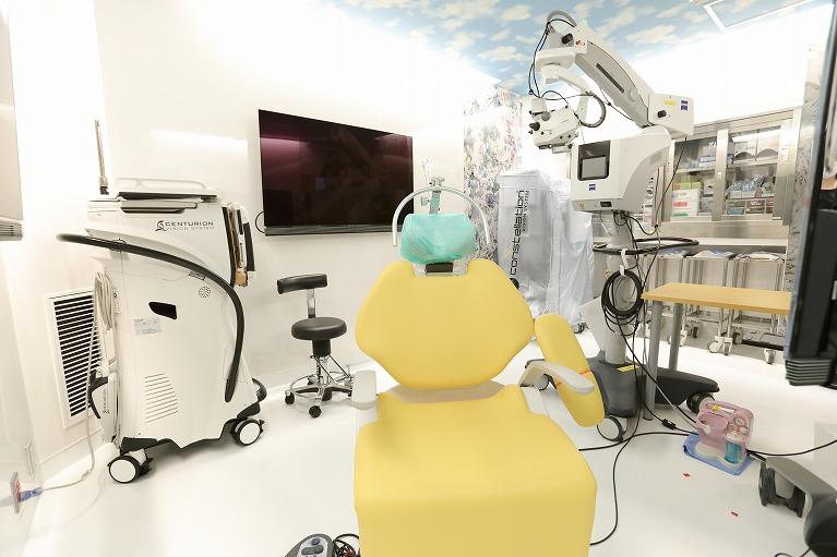 感染対策の徹底された手術室~感染リスクを最小限に~